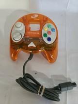 Nyko Dream Master Sega Dreamcast Controller Translucent Orange - $18.80
