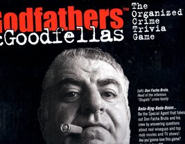 Godfathers & Goodfellas The Organized Crime Trivia Game - $12.00