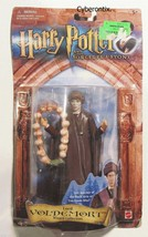 Harry Potter Action Figure LORD VOLDEMORT 2002 NEW With GARLIC NECKLACE ... - $14.75