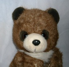 VINTAGE 1997 MOREHEAD ENDANGERED YOUNGINS TEDDY BEAR STUFFED ANIMAL PLUSH TOY image 2