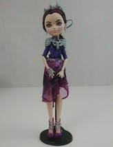 "Ever After High 10.5"" Jointed Doll Getting Fairest Raven Queen With Acce... - $18.29"