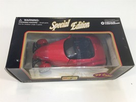 1997 Plymouth Prowler Maisto '99 Red 1:24 NIB Die Cast Metal with Plasti... - $24.99