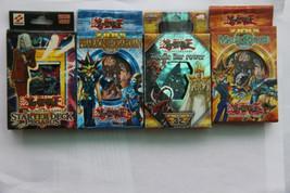 Yu-Gi-Oh 4 Pack Trading Card Game - $30.00