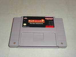 Pac-Man 2: The New Adventures, Game Only, Super Nintendo SNES - $5.99
