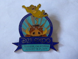 Disney Trading Pins 86070 D23 Expo 2011 - Lion King Logo - $27.76