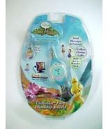Disney Pixie Hollow Clickables Fairy Friendship Bracelet  with Bonus Cha... - $6.99