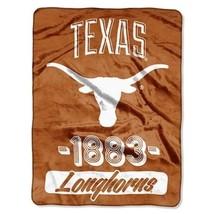 The Northwest Company 1 Pc, Texas Longhorns Blanket 46x60 Raschel Vasity Design  - $56.25