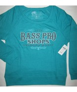 Bass Pro Shops Scoop Neck Flashdance Sweatshirt Vintage 1972 Pullover Sh... - $9.95