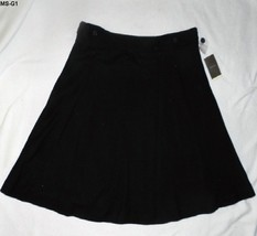 Merona Size 18 Black Wool Blend Skirt NWT - $12.99