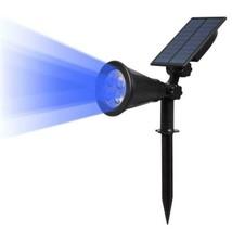 T-SUN Lampe Solaire Extérieur, Projecteur, Extérieur sans Fil Etanche IP... - $37.26