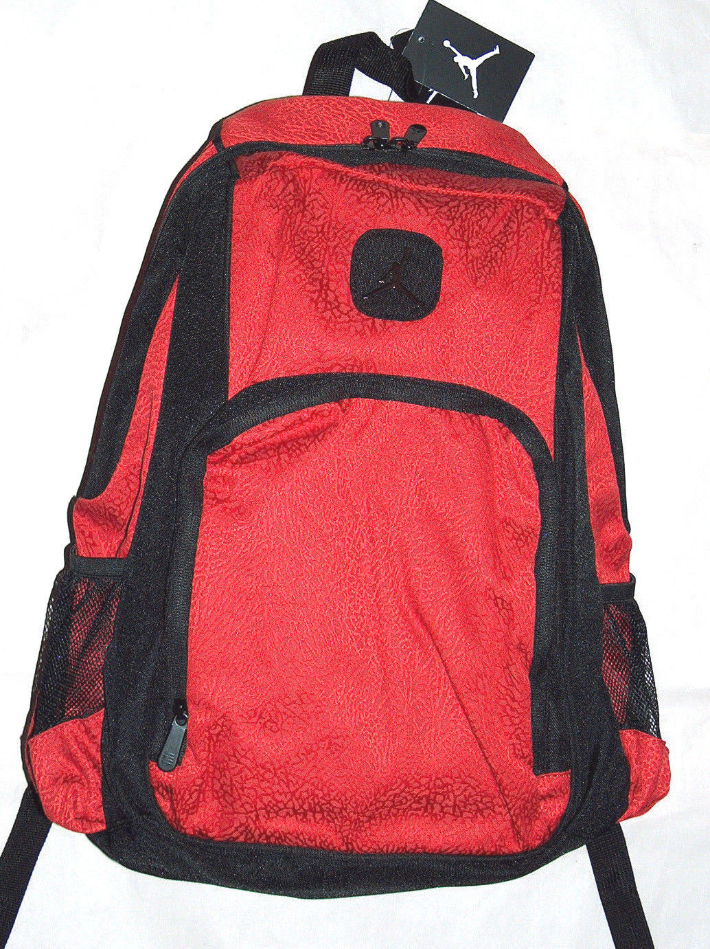 S l1600. S l1600. Nike Air Jordan Jumpman Flight Laptop Bottle Red Leopard  School Backpack Bag 732b552a4e55c