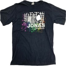 Jonas Brothers Burning Up Tour 2008 Men's T-Shirt Size S - $19.79