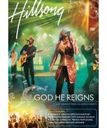 God He Reigns: Live Worship from Hillsong Church [DVD] - $18.06