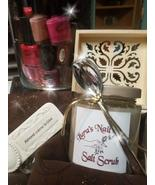 Salt Scrub - Almond Créme Brûlée - $17.00