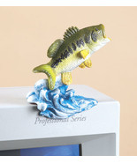 Rivers Edge Hand-Painted BASS PC PAL Fishing Accessory - $12.99
