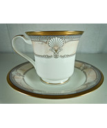 Noritake Pacific Majesty Footed Cup and Saucer - $11.08