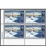 RW34, Mint XF NH Plate Block Old Squaws Federal Duck Stamp - Stuart Katz - $375.00