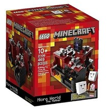 Lego CUUSOO Micro World - Minecraft 3 21106 - retired - $95.37
