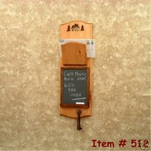 Messages Board Chalkboard - Letter Holders - Ke... - $21.95