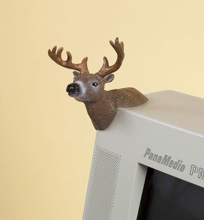 Rivers Edge Hand-Painted DEER PC PAL Accessory
