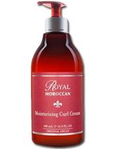 Royal Moroccan Moisturizing Curl Cream,  16.9oz