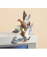 Rivers Edge Hand-Painted FLYING MALLARD DUCKS PC PAL Accessory - $12.99