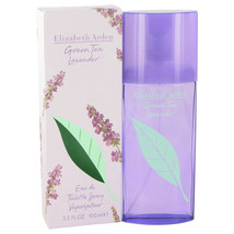 FGX-491752 Green Tea Lavender Eau De Toilette Spray 3.3 Oz For Women  - $34.63