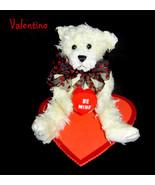 Wax Dipped Plush Bear Tell Him You Love Him Flameless Scented Air Freshe... - $20.00