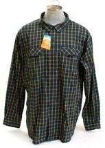 Columbia Silver Ridge Lite Plaid Long Sleeve Button Front Shirt Men's NWT - $69.99