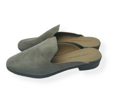 Lucky brand Slip On Flats 10M Womens Gray Casual - $21.08