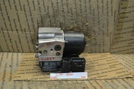 2000-2002 Isuzu Rodeo ABS Pump Control OEM 897263400 Module 758-14j6 - $31.99