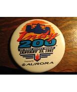 Indianapolis 200 Épinglette - Vintage 1997 Indy Race Walt Disney Monde F... - $24.62