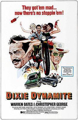Primary image for Dixie Dynamite - 1976 - Movie Poster