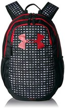 Under Armour Scrimmage Backpack 2.0 (One Size|Black (002)/Red) - $70.94