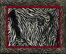 Black and White Animal Print Ladies SHIRT - XL - FREE SHIPPING image 2