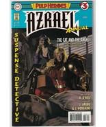Azrael Annual #3 Pulp Heroes 1997 DC - $1.89