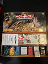Monopoly Bass Fishing Edition - $95.00