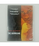 The Hurricane DVD (Region 2) EUROPE only  - $18.99