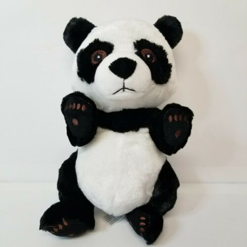 "Primary image for Disneyland Walt Disney World Panda Plush Black and White 10"" Stuffed Animal"