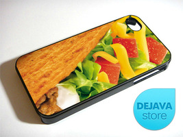 Delicious Mexican Taco iPhone 5S 5 4S 4 Samsung Galaxy Note 3 S4 S3 Mini... - $14.85