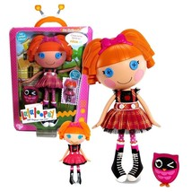 """NEW Lalaloopsy Limited Edition 12"""" Tall Button Doll Bea Spells-a-Lot + Owl+BONUS - $86.99"""