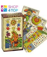 SPANISH TAROT ESPANOL CARDS DECK ESOTERIC DIVINATION TELLING FOURNIER NEW - $15.40