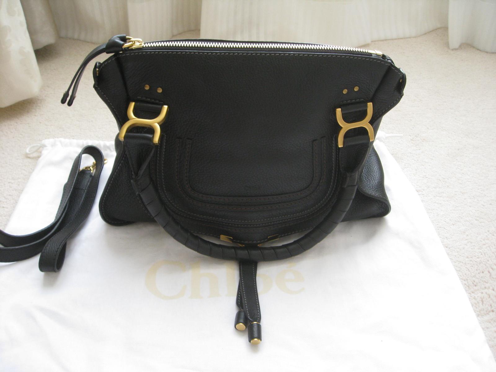 Chloe Marcie Bag  1 customer review and 1 listing fe947186889e8