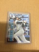 2001 Derek Jeter Fleer Ex Monumental Moments #2 Mm #1063/1996 New York Yankees - $9.89