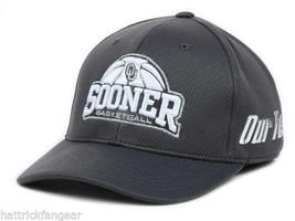 Oklahoma Sooners TOW Kruger Memory Fit NCAA Basketball Logo Cap Hat  M/L - $20.89