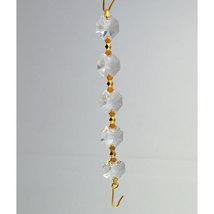 Crystal Octagon Hang Chain image 1