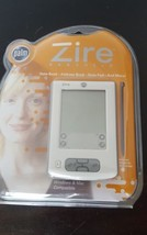 Palm Zire Handheld Electronic Date Book Note Pad NEW PDA - $37.25 CAD
