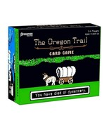 NEW SEALED 2017 Pressman Oregon Trail Card Game Target Exclusive  - $27.83