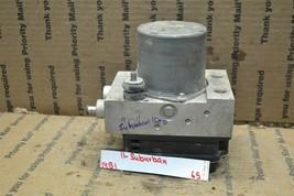10-11 Chevrolet Suburban 1500 ABS Pump Control OEM Module 20896905 65-14b1 - $35.17