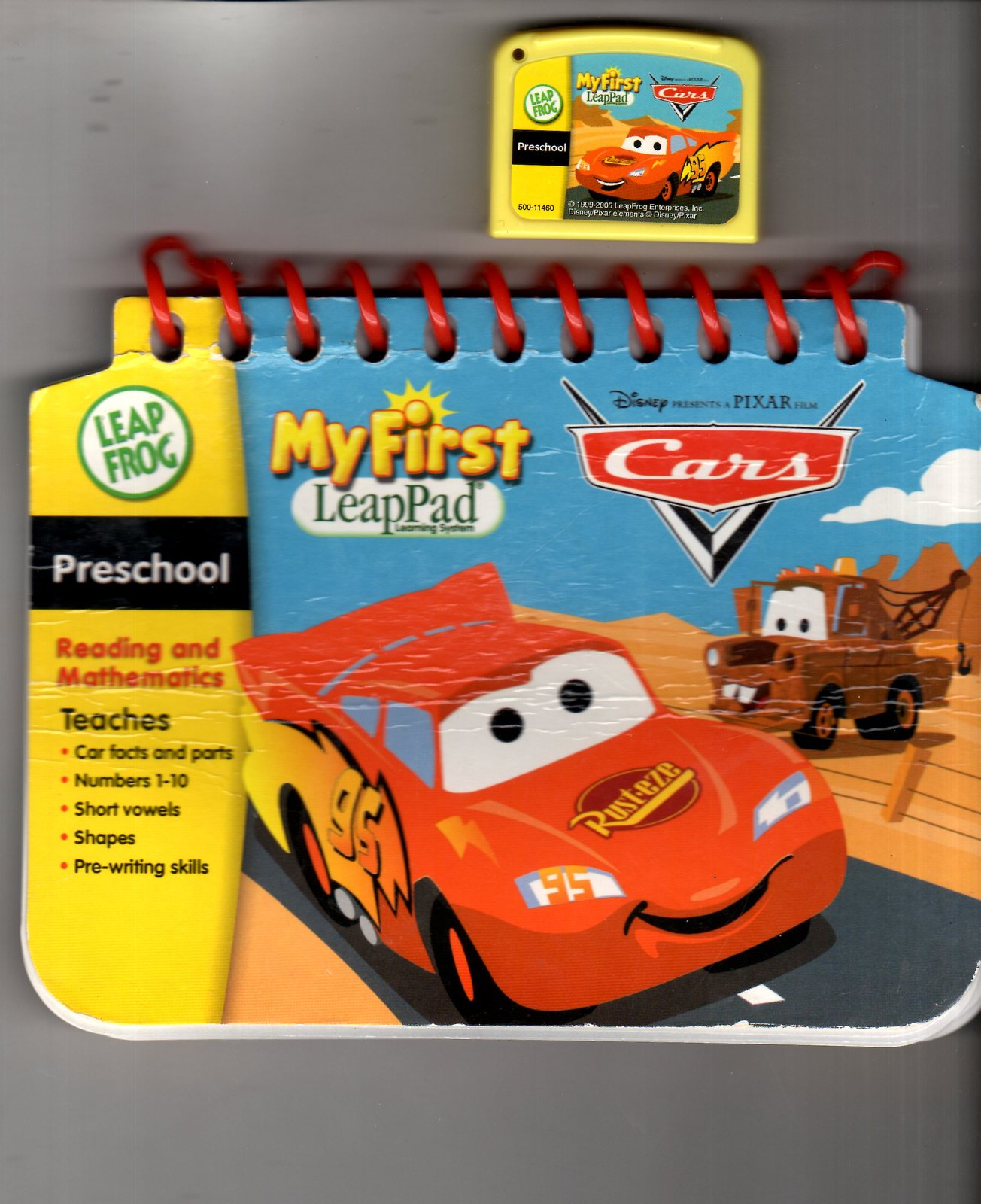 LeapFrog - My First LeapPad - Cars
